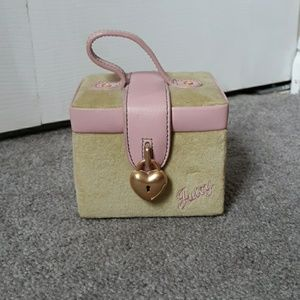 Juicy Couture Travel Jewelry Holder Case